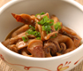Boiled squid with shuto